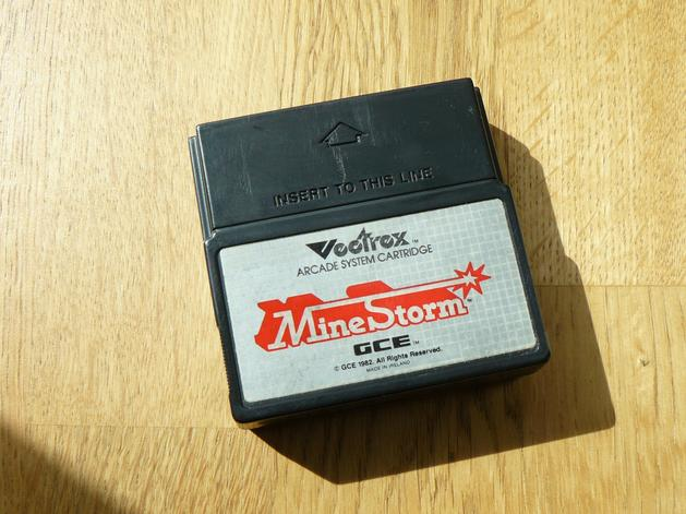 Prize: Minestorm 2 cartridge