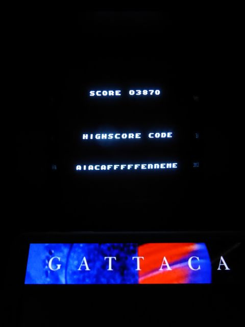 Shifted Highscore 3870