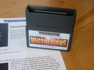Vectrexians-Spielmodul