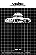3D Crazy Coaster-Manual